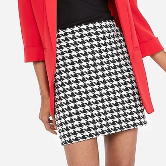 The Limited Dresses & Skirts - Patterned pencil skirt